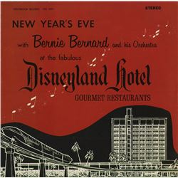 New Year's Eve with Bernie Bernard Record.