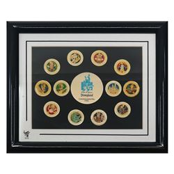 35th Anniversary Framed Pin Set.