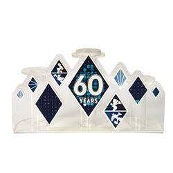60th Anniversary Store Display.
