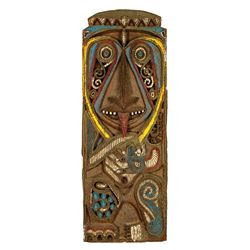 Enchanted Tiki Room Fountain Shield Prop.