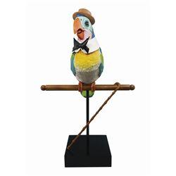 Enchanted Tiki Room Limited Edition Barker Bird.