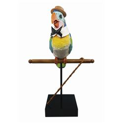 Enchanted Tiki Room Limited Edition Barker Bird.