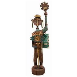 Enchanted Tiki Room Uti Big Figure.