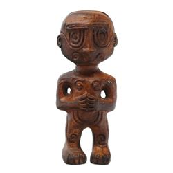 Original Enchanted Tiki Baby Prototype.