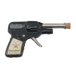 Disneyland Poppin' Pistol Toy Cork Gun.