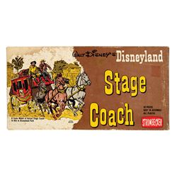 Strombecker Stage Coach Scale Model Kit.
