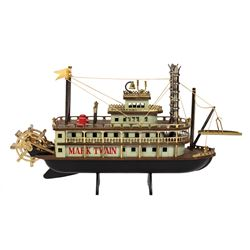 Mark Twain Riverboat Radio.