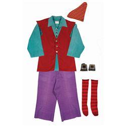 Pirates of the Caribbean Cast Member Costume.