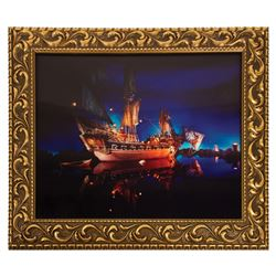 Pirates of the Caribbean Wicked Wench Lenticular Photo.