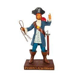 Pirates of the Caribbean Pirate Auctioneer Big Fig.
