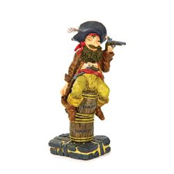 Pirates of the Caribbean Limited Edition Event Figure.