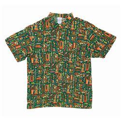 """Club 33 """"Summer of Tiki"""" Hawaiian Shirt."""