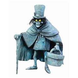 Hatbox Ghost Haunted Mansion Maquette.