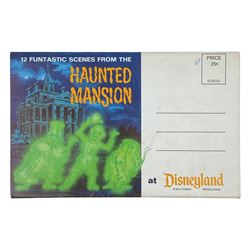 "Haunted Mansion ""Funtastic Scenes"" Photo Mailer."