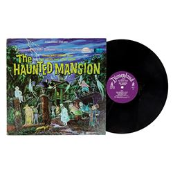 Haunted Mansion Story and Song Record.