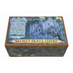 Walt Disney World Haunted Mansion Secret Panel Chest.