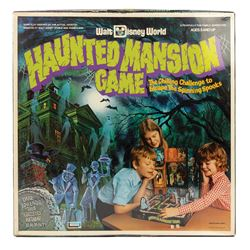 Haunted Mansion Game.