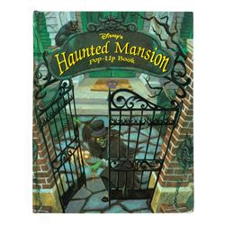Haunted Mansion Pop-Up Book.