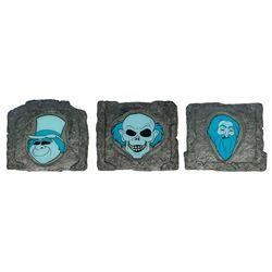 Haunted Mansion Hitchhiking Ghost Stepping Stones.