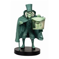 Haunted Mansion Hatbox Ghost Figure.