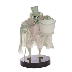 Haunted Mansion Light-Up Hatbox Ghost Figure.