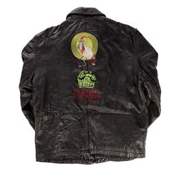 Haunted Mansion Holiday Event Jacket.