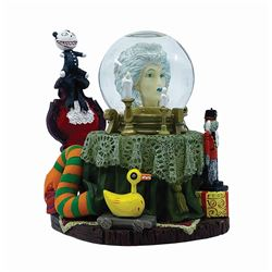 Haunted Mansion Nightmare Before Christmas Snowglobe.