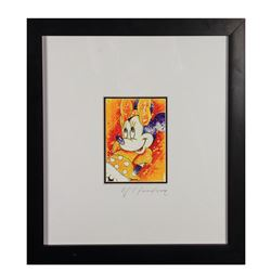 Original David Willardson Minnie Mouse Painting.