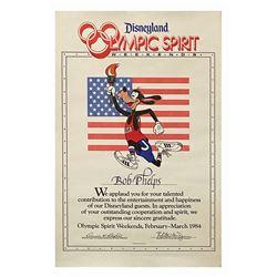 Olympic Spirit Poster.