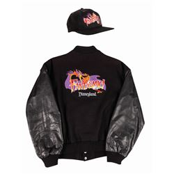 Fantasmic! Jacket with Baseball Cap.