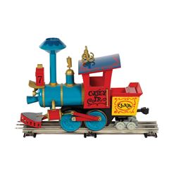 Casey Jr. G-Scale Souvenir Train.