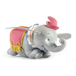 Dumbo the Flying Elephant Vehicle Maquette.