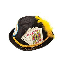 Mad Hatter Souvenir Hat.