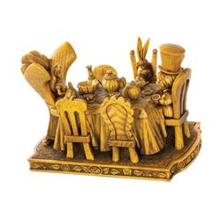 Alice in Wonderland Mad Tea Party Trinket Box