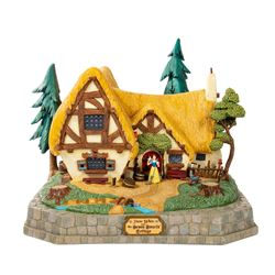 Prototype Seven Dwarfs Cottage Big Fig.