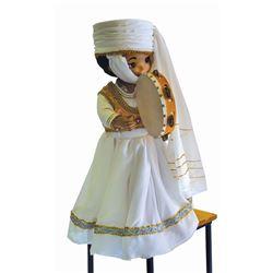Original It's a Small World Animatronic Doll.