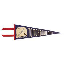 Tomorrowland Concept Art Pennant.