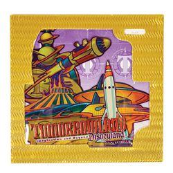 Set of (3) Commemorative Tomorrowland Passports.