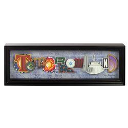 Dave Avanzino Tomorrowland Dimensional Artwork.