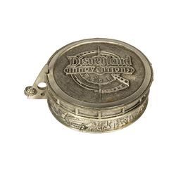 Tomorrowland Innoventions Pewter Box.