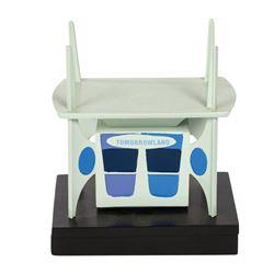 Tomorrowland Ticket Booth Trinket Box.