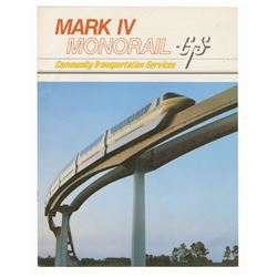 Mark IV Monorail Brochure.