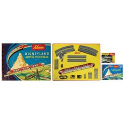 Schuco Monorail Set.