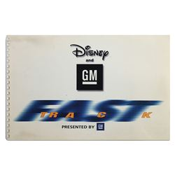 General Motors Fast Track Concept Pitch Book.