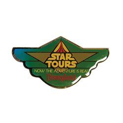 Disneyland Star Tours Pin.