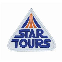 Star Tours Cast Member Patch.