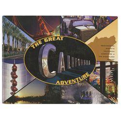 The Great California Adventure Imagineering Book.
