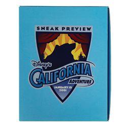 California Adventure Sneak Peek Button Box Set.