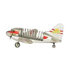 Condor Flats Plane Letter Holder.