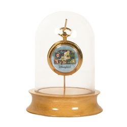 Tower of Terror Grand Opening Pocket Watch.